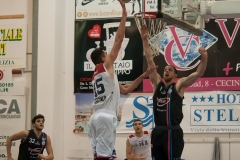 Basket Cecina Vs Montecatini Terme