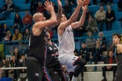 Basket Cecina Vs Montecatini Terme