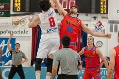 Sintecnica BKCecina Vs Basket Ozzano gara 1