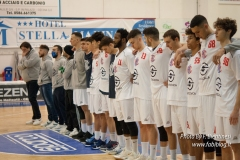 BKC Sintecnica Vs Basket Golfo Piombino
