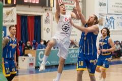 Sintecnica BKCecina Vs Basket Golfo Piombino