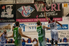 Basket Cecina Vs Green Basket Palermo