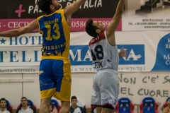 Basket Cecina Vs Basket Piombino
