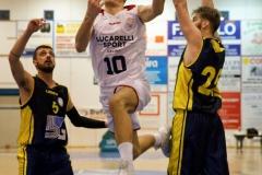 Luvarelli Sport Vicri Vs CUS Pisa